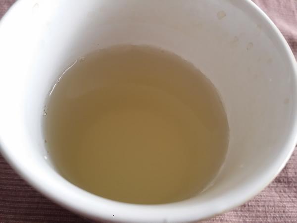 お茶ウガイ